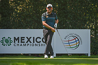 Louis Oosthuizen (RSA) watches his tee shot on 12 during round 2 of the World Golf Championships, Mexico, Club De Golf Chapultepec, Mexico City, Mexico. 3/2/2018.<br /> Picture: Golffile | Ken Murray<br /> <br /> <br /> All photo usage must carry mandatory copyright credit (&copy; Golffile | Ken Murray)