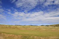 Blue skies all day during Friday's Round 2 of the 2018 Dubai Duty Free Irish Open, held at Ballyliffin Golf Club, Ireland. 6th July 2018.<br /> Picture: Eoin Clarke | Golffile<br /> <br /> <br /> All photos usage must carry mandatory copyright credit (&copy; Golffile | Eoin Clarke)