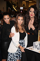 KOURTNEY, KLOE, KIM KARDASHIAN<br /> Celebrate their first Anniversary of their<br /> Fashion line ''Kardashian Collection''<br /> at Sears in Yonkers NY 9-14-2012<br /> Photo By John Barrett/PHOTOlink.net