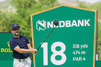 Mikko Korhoenen (FIN) during the final round at the Nedbank Golf Challenge hosted by Gary Player,  Gary Player country Club, Sun City, Rustenburg, South Africa. 17/11/2019 <br /> Picture: Golffile | Tyrone Winfield<br /> <br /> <br /> All photo usage must carry mandatory copyright credit (© Golffile | Tyrone Winfield)