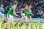 Kerins O'Rahillys in action against Chris O'Leary  Kilcummin Senior Football Championship Relegation Playoff in Austin Stack Park on Sunday