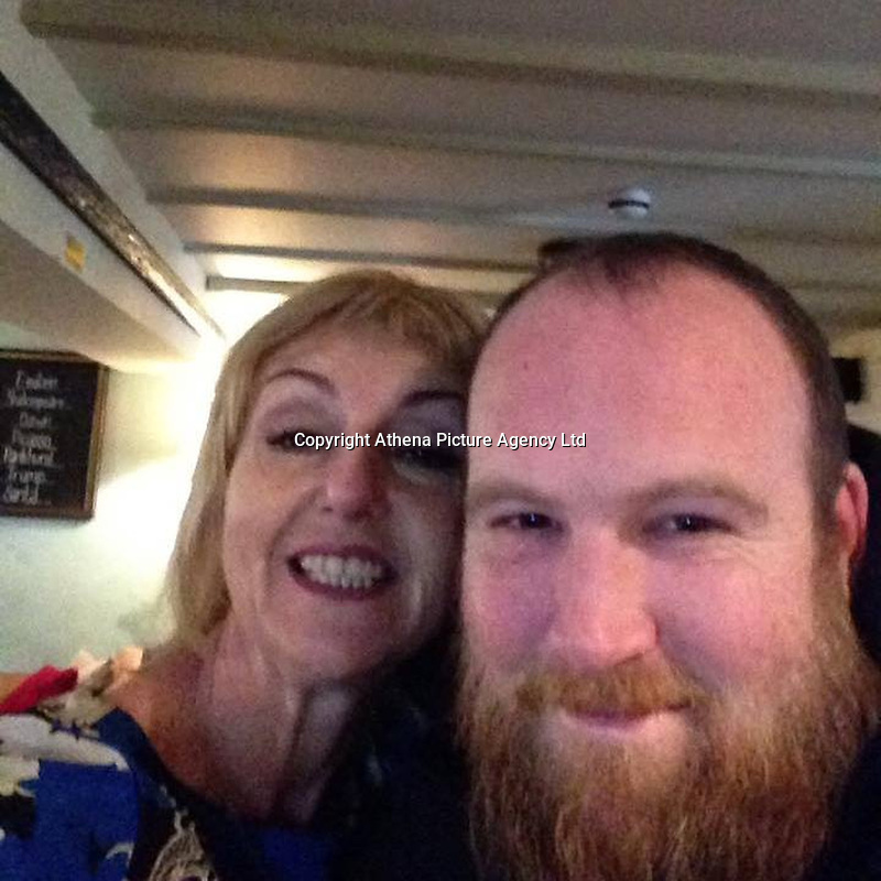 Pictured: (L-R) Penelope John and Barry Rogers<br /> Re: A mother and son will go on trial at Swansea crown court charged with murdering 84 year old Betty Guy.<br /> Mrs Guy died on November 7, 2011, and her body was cremated soon afterwards.<br /> Her daughter, Penelope John, aged 50, and her grandson, Barry Rogers, 32, have previously denied her murder and an alternative charge of manslaughter.<br /> The court has previously heard that the prosecution case involved 75 hours of recorded statements made by the defendants.