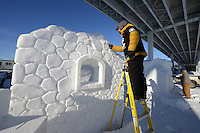 Snow Sculptures Prep