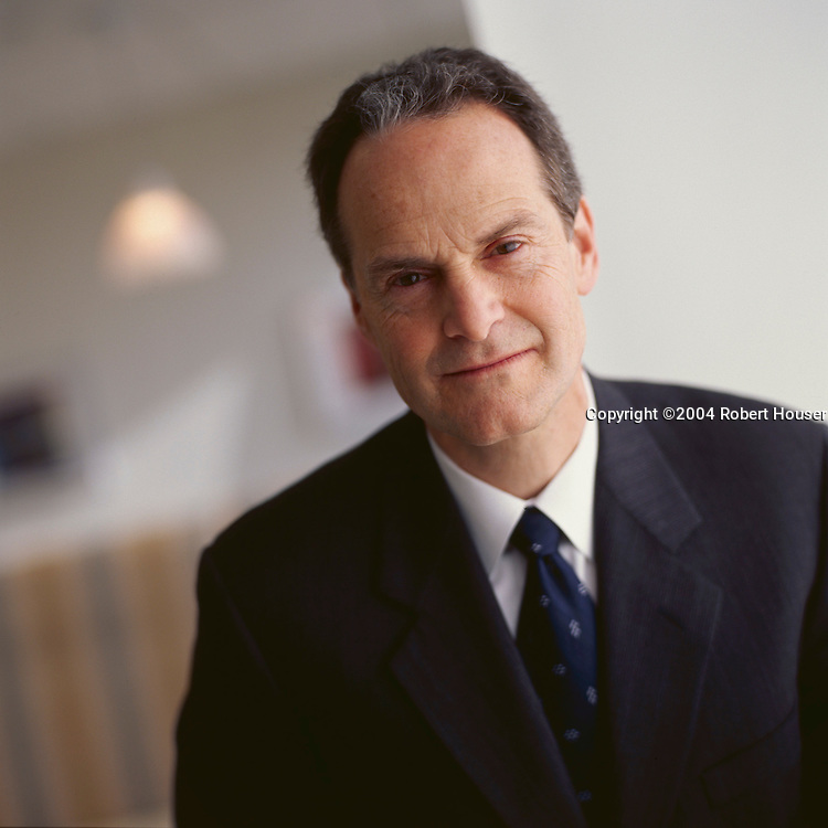 Jeff Ross - attorney - Pillsbury Winthrop: Executive portrait photographs by San Francisco - corporate and annual report - photographer Robert Houser.