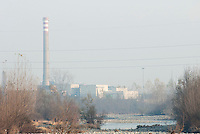 "Deposito di scorie radiottive ""Eurex"". Saluggia (Vercelli), 30 novembre 2011...""Eurex"" radioactive waste storage. Saluggia (Vercelli), November 30, 2011"