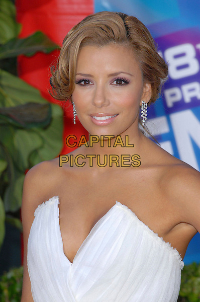 EVA LONGORIA.58th Annual Primetime Emmy Awards held at the Shrine Auditorium, Los Angeles, California, USA..August 27th, 2006.Ref: ADM/CH.headshot portrait strapless.www.capitalpictures.com.sales@capitalpictures.com.©Charles Harris/AdMedia/Capital Pictures.