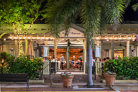 Tommy Bahama's, restaurant, Naples, Florida, USA.