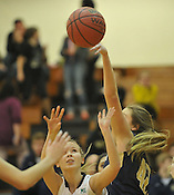 Girls Basketball: Shiloh Christian vs Prairie Grove