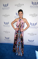 www.acepixs.com<br /> <br /> January 28 2017, Hallandale, FL<br /> <br /> Emmanuelle Chriqui arriving at the Pegasus World Cup at Gulfstream Park on January 28, 2017 in Hallandale, Florida.<br /> <br /> By Line: Solar/ACE Pictures<br /> <br /> ACE Pictures Inc<br /> Tel: 6467670430<br /> Email: info@acepixs.com<br /> www.acepixs.com