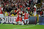 Santa Fe venció 4-0 a Fortaleza como local en la despedida de Luis Manuel Seijas. Fecha 18 Liga Águila I-2016