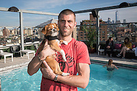 Zerzura at Plunge   Official Summer Launch Party  at Gansevoort Meatpacking NYC