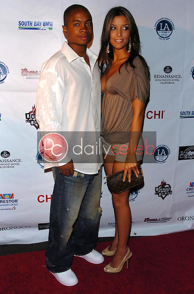 Sam Jones III and guest<br />