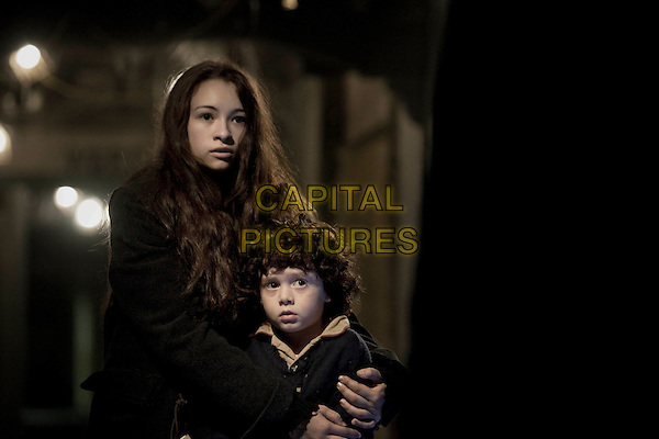 Jodelle Ferland, Kyle Harrison Breitkopf<br /> in The Tall Man (2012) <br /> (The Secret)<br /> *Filmstill - Editorial Use Only*<br /> CAP/NFS<br /> Image supplied by Capital Pictures