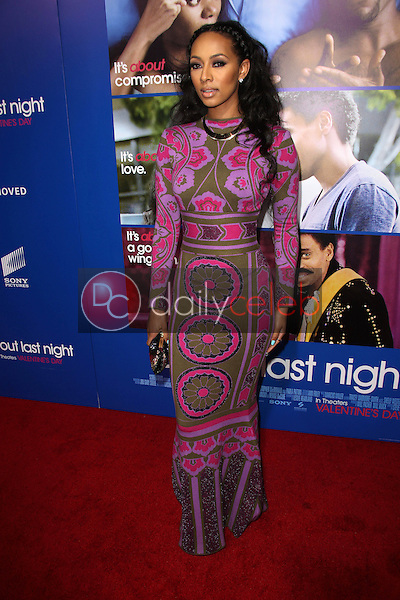 Keri Hilson<br /> at the &quot;About Last Night&quot; Los Angeles Premiere, Arclight, Hollywood, CA 02-11-14<br /> David Edwards/Dailyceleb.com 818-249-4998