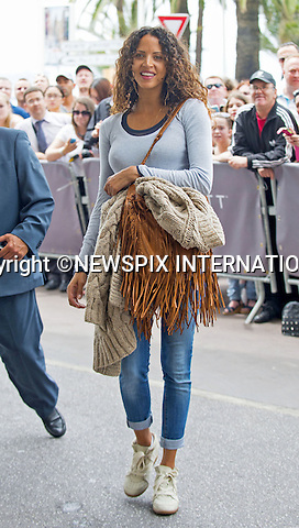 13.05.2015; Cannes France: 68th Cannes Film Festival - NEOMIE LENOIR<br /> arrive at the Hotel Martinez.<br /> Mandatory Credit Photo: &copy;Franck Castel/NEWSPIX INTERNATIONAL<br /> <br /> **ALL FEES PAYABLE TO: &quot;NEWSPIX INTERNATIONAL&quot;**<br /> <br /> PHOTO CREDIT MANDATORY!!: NEWSPIX INTERNATIONAL(Failure to credit will incur a surcharge of 100% of reproduction fees)<br /> <br /> IMMEDIATE CONFIRMATION OF USAGE REQUIRED:<br /> Newspix International, 31 Chinnery Hill, Bishop's Stortford, ENGLAND CM23 3PS<br /> Tel:+441279 324672  ; Fax: +441279656877<br /> Mobile:  0777568 1153<br /> e-mail: info@newspixinternational.co.uk