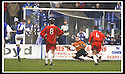 01/03/2003                   Copyright Pic : James Stewart.File Name : stewart-qots v falkirk 09.JOHN O'NEIL SCORES FROM THE PENALTY SPOT.....James Stewart Photo Agency, 19 Carronlea Drive, Falkirk. FK2 8DN      Vat Reg No. 607 6932 25.Office     : +44 (0)1324 570906     .Mobile  : +44 (0)7721 416997.Fax         :  +44 (0)1324 570906.E-mail  :  jim@jspa.co.uk.If you require further information then contact Jim Stewart on any of the numbers above.........