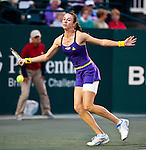 Galina Voskoboeva at the Family Circle Cup in Charleston, South Carolina on April 5, 2012