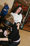 Mirium McCabe gets a free back massage from Gillian Smith, Breathing Space, Holistic Massage therapies at the Mumstown Mothers Day Event in Scotch Hall...Photo NEWSFILE/Jenny Matthews.(Photo credit should read Jenny Matthews/NEWSFILE)....This Picture has been sent you under the condtions enclosed by:.Newsfile Ltd..The Studio,.Millmount Abbey,.Drogheda,.Co Meath..Ireland..Tel: +353(0)41-9871240.Fax: +353(0)41-9871260.GSM: +353(0)86-2500958.email: pictures@newsfile.ie.www.newsfile.ie.FTP: 193.120.102.198.