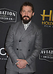 Shia LaBeouf 109 arrives at the 23rd Annual Hollywood Film Awards at The Beverly Hilton Hotel on November 03, 2019 in Beverly Hills, California