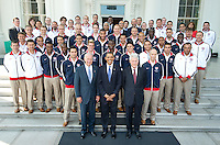 USA Men Presidential White House Team Photo May 27 2010