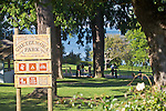 Port Townsend, Chetzemoka Park, Washington State, USA,