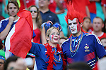 France fans, <br /> JUNE 20, 2014 - Football /Soccer : <br /> 2014 FIFA World Cup Brazil <br /> Group Match -Group E- <br /> between Switzerland 2-5 France <br /> at Arena Fonte Nova, Salvador, Brazil. <br /> (Photo by YUTAKA/AFLO SPORT) [1040]