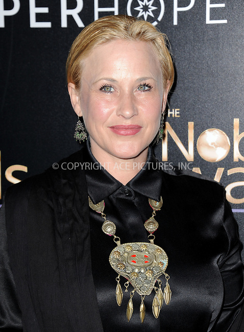 WWW.ACEPIXS.COM<br /> <br /> February 27 2015, LA<br /> <br /> Patricia Arquette arriving at the 3rd Annual Noble Awards at The Beverly Hilton Hotel on February 27, 2015 in Beverly Hills, California.<br /> <br /> <br /> By Line: Peter West/ACE Pictures<br /> <br /> <br /> ACE Pictures, Inc.<br /> tel: 646 769 0430<br /> Email: info@acepixs.com<br /> www.acepixs.com