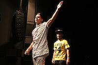 SÃO PAULO, SP, 22.11.2015 - SHOW-SP - Mc Biel durante show, no Tom Brasil no bairro Chácara Santo Antonio na região sul de São Paulo, na tarde deste domingo, 22. (Foto: Marcos Moraes/Brazil Photo Press)