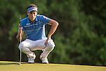 Carlos Pigem of Spain in action during the 58th UBS Hong Kong Golf Open as part of the European Tour on 09 December 2016, at the Hong Kong Golf Club, Fanling, Hong Kong, China. Photo by Marcio Rodrigo Machado / Power Sport Images