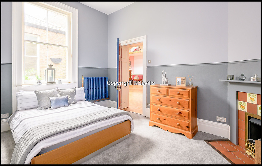 BNPS.co.uk (01202)558833Pic: Savills/BNPS<br /> <br /> Beak House - Victorian courthouse for sale.<br /> <br /> A 160 year old former magistrates court that has been converted into an impressive modern home has gone on the market for £895,000.<br /> <br /> The Grade II-listed Old Court House in Maldon, Essex, has lots of original features homebuyers can judge for themselves, including a grand carved stone Royal Arms proudly displayed on its roof.<br /> <br /> Inside, the court office and judges' robing room have been converted into bedrooms and the public waiting area has become the lounge.<br /> <br /> The main court room itself is an impressive reception room with a gallery.