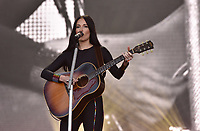SAN FRANCISCO, CALIFORNIA - AUGUST 11: Kacey Musgraves performs during the 2019 Outside Lands Music And Arts Festival at Golden Gate Park on August 11, 2019 in San Francisco, California. Photo: imageSPACE/MediaPunch