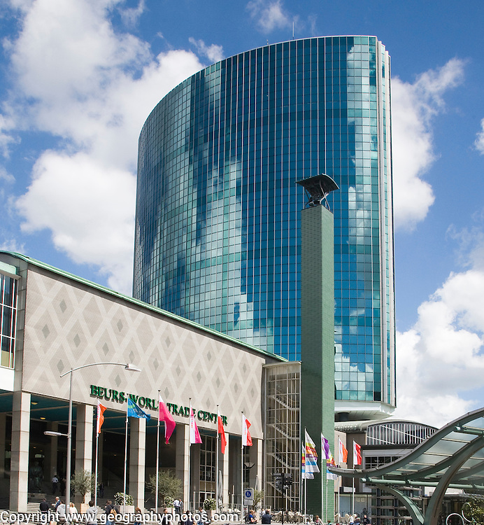 Beurs World Trade centre building, Rotterdam, Netherlands