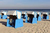 Strand von  Ostseebad Göhren auf Rügen, Mecklenburg-Vorpommern, Deutschland