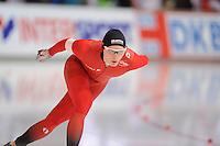SCHAATSEN: ERFURT: Gunda Niemann Stirnemann Eishalle, 21-03-2015, ISU World Cup Final 2014/2015, Håvard Bøkko (NOR), ©foto Martin de Jong
