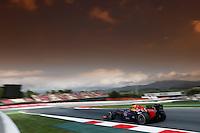 MONTMELO, ESPANHA, 10 DE MAIO DE 2013 - O piloto alemão Nico Rosberg durante treino para o GP da Espanha de Fórmula 1 no circuito da Catalunha, em Montmelo, perto de Barcelona, Espanha, nesta sexta-feira, 10. FOTO: PIXATHLON / BRAZIL PHOTO PRESS.