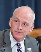 United States Representative Adam Smith (Democrat of Washington), member, US House Select Committee on Benghazi questions the chair as former US Secretary of State Hillary Rodham Clinton, a candidate for the 2016 Democratic Party nomination for President of the United States,  testifies before the committee on Capitol Hill in Washington, DC on Thursday, October 22, 2015.<br /> Credit: Ron Sachs / CNP<br /> (RESTRICTION: NO New York or New Jersey Newspapers or newspapers within a 75 mile radius of New York City)