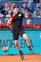 Austrian Dominic Thiem during Finals of Mutua Madrid Open at Caja Magica in Madrid, Spain. May 13, 2018. (ALTERPHOTOS/Borja B.Hojas)