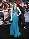 Dakota Fanning attends The world premiere of Summit Entertainment's THE TWILIGHT SAGA: BREAKING DAWN -PART 2 held at  Nokia Theater at L.A. Live in Los Angeles, California on November 12,2012                                                                               © 2012 DVS / Hollywood Press Agency