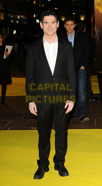 "BILLY CRUDUP.The world premiere of ""Watchmen"" Odeon Leicester Square, London, England..February 23rd, 2009.full length black suit jacket .CAP/CAN.©Can Nguyen/Capital Pictures."