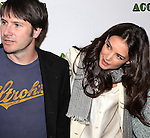 Josh Hamilton & Katie Holmes attending the Meet & Greet the cast of the new Broadway Play 'Dead Accounts' on October 12, 2012 in New York City.