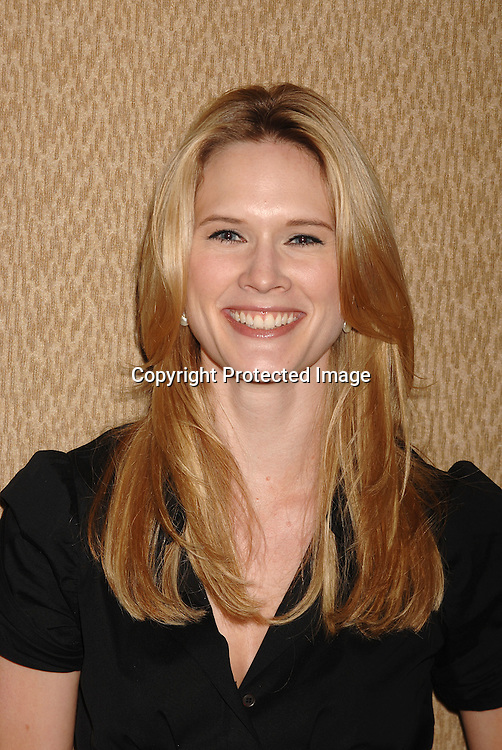 Stephanie March ..posing for photographers at The Drama League Awards Ceremony and Luncheon on May 11, 2007 at The Marriott Marquis Hotel. ..Robin Platzer, Twin Images