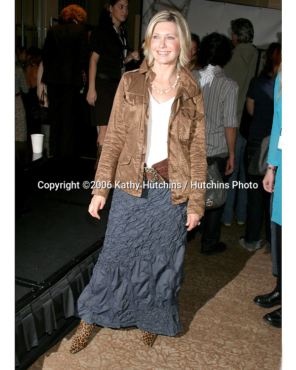 Olivia Newton-John.The Hollywood Reporter Billboard Film And TV Music Conference.Beverly Hilton Hotel.14 Nov 2006.©2006 Kathy Hutchins / Hutchins Photo....