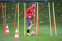 08.10.2014: Eintracht Frankfurt Training