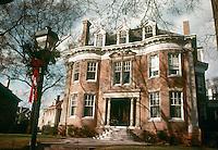 1975 December ..Conservation.Ghent (R-43)..OLD ROYSTER HOUSE...NEG#.NRHA# 4890..