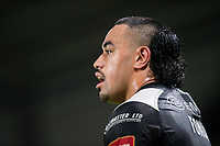 Picture by Allan McKenzie/SWpix.com - 08/09/2017 - Rugby League - Betfred Super League - The Super 8's - Hull FC v Wigan Warriors - KC Stadium, Kingston upon Hull, England - Hull FC's Mahe Fonua.