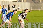 KOR's John O'Connor and Ardfert's Rory Horgan.