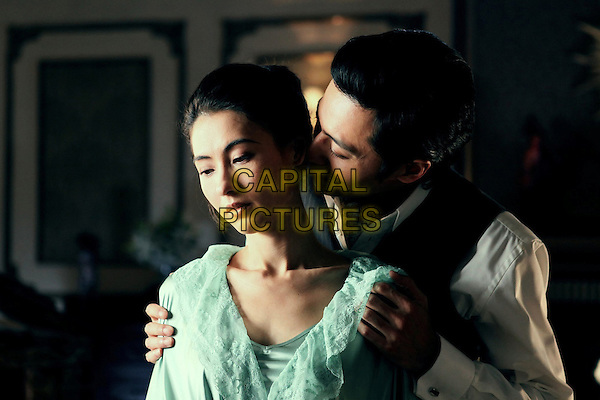 CECILIA CHEUNG, JANG DONG GUN.in Dangerous Liaisons (2012) .*Filmstill - Editorial Use Only*.CAP/FB.Supplied by Capital Pictures.