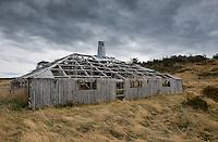 Estancia Harberton, Penginario an hour from Ushuaia, tierra del Fuego, Patagonia, Argentina