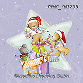 Marcello, CHRISTMAS ANIMALS, WEIHNACHTEN TIERE, NAVIDAD ANIMALES, paintings+++++,ITMCXM1238,#xa#