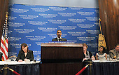 Washington, DC - July 31, 2008 -- Governor  David A. Paterson of New York speaks at the National Press Club in Washington, D.C. on Thursday, July 31, 2008.  .Credit: Ron Sachs / CNP.(RESTRICTION: NO New York or New Jersey Newspapers or newspapers within a 75 mile radius of New York City)